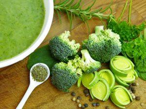 Groente dieet